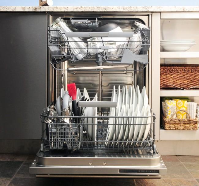 Правильная укладка посуды