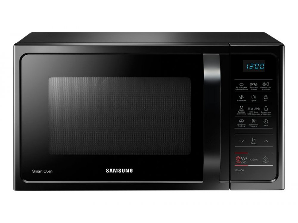 Функциональная модель Samsung MC28H5013AK/BW