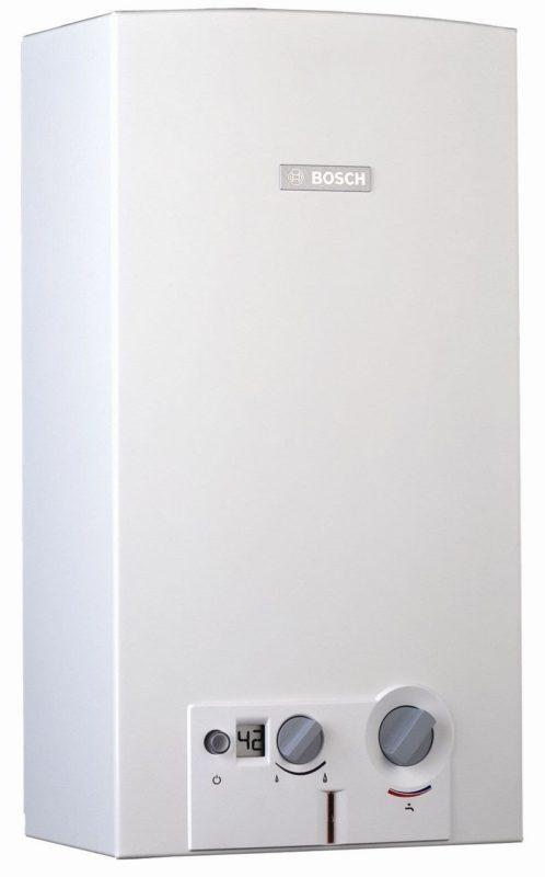 Газовая колонка линейки Therm 6000 O с гидрогенератором
