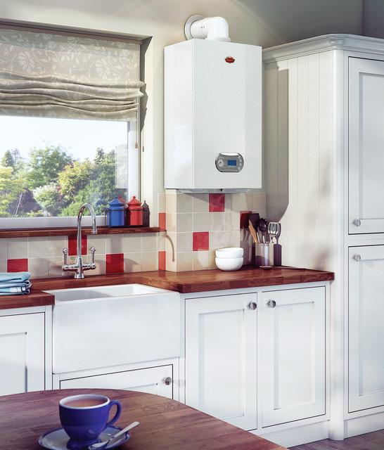 Котел Ардерия в дизайне кухни