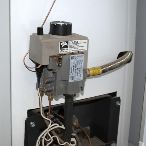 Блок автоматики газового котла Сиберия