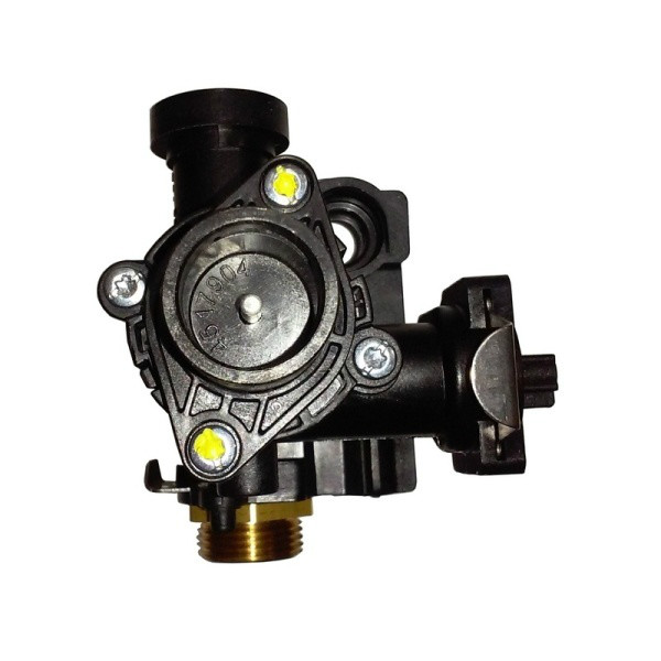 Трехходовой клапан газового котла