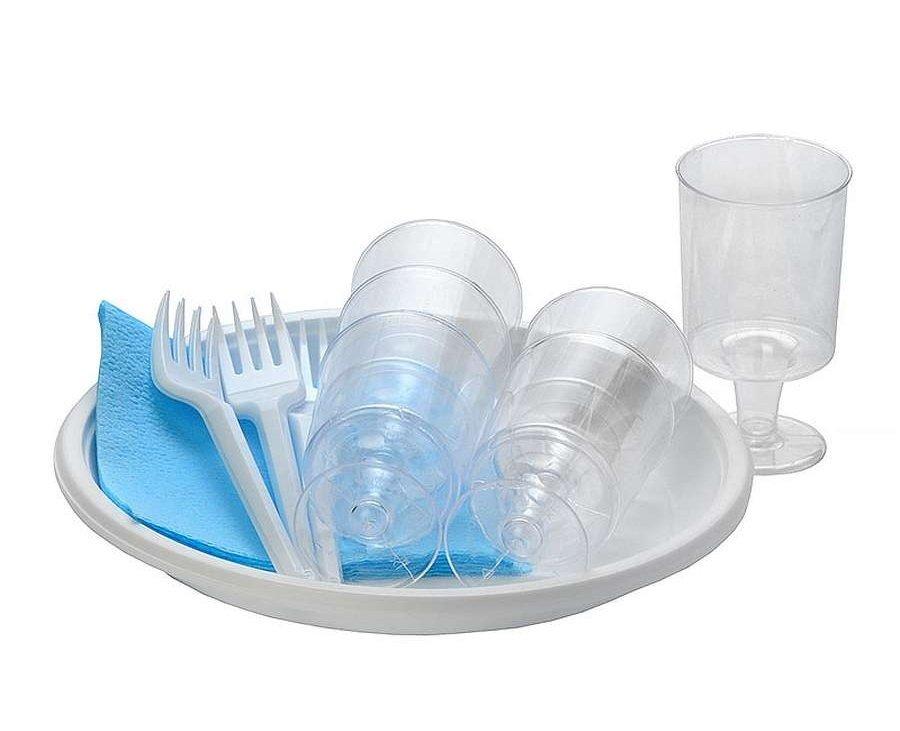 Использование одноразовой посуды в СВЧ неприемлемо