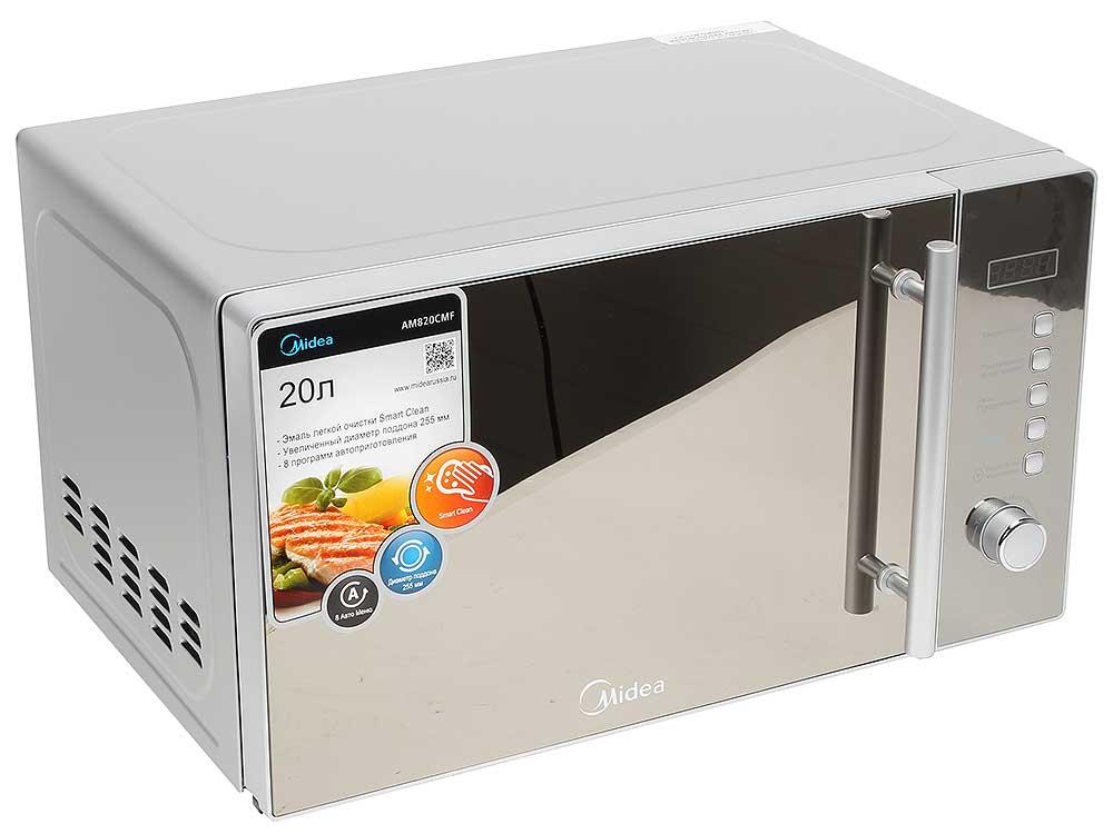 СВЧ Midea AM820CMF с электронным управлением