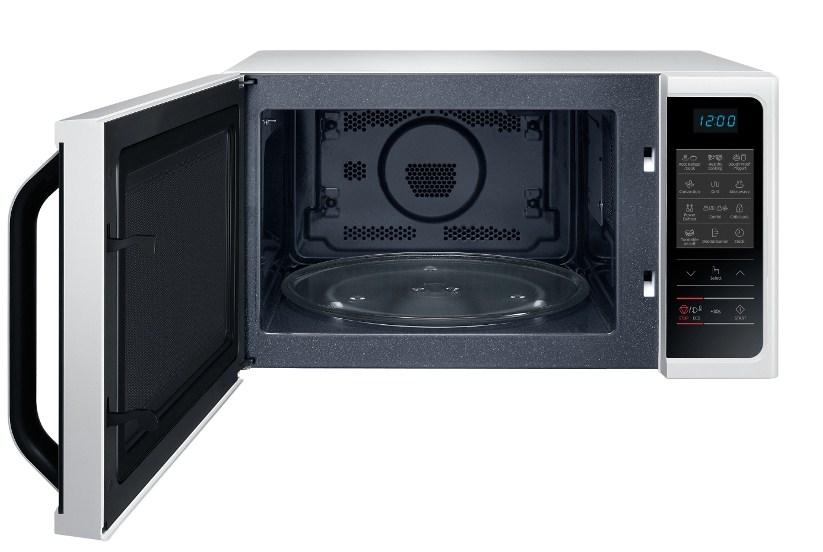 Конвекционная модель Samsung MC28H5013AW с электронным управлением