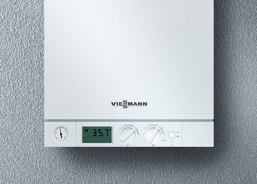 Настенный конденсационный котел Vitodens 100 w