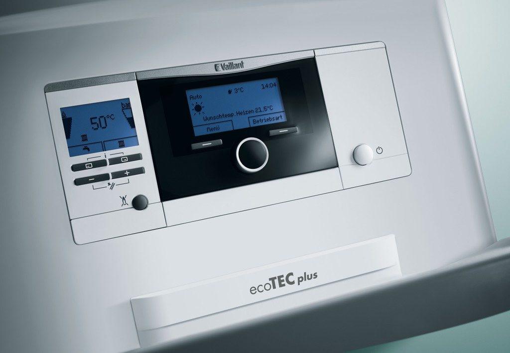 Экономичная модель с расшифровкой ошибок EcoTEC plus VUW 246-346/5-5