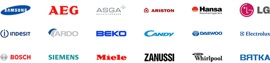Распространенные бренды СВЧ
