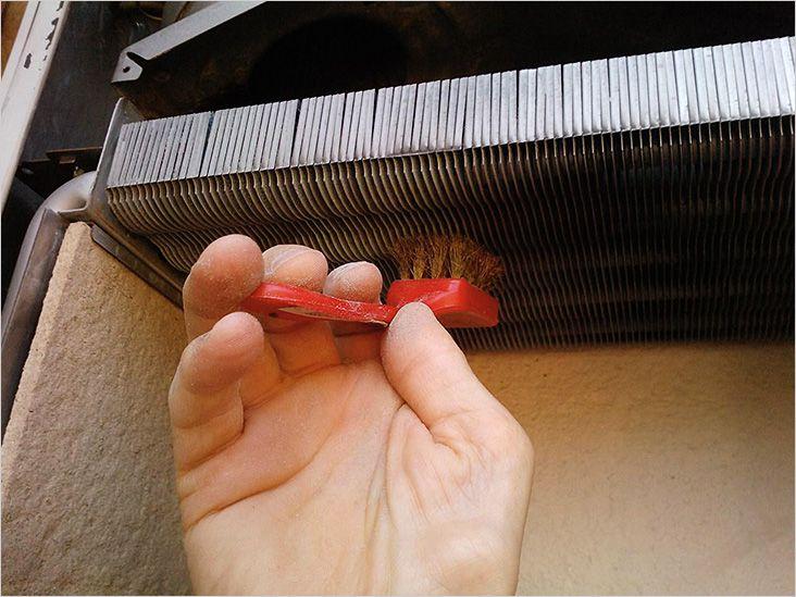 Чистка пластинчатого теплообменника