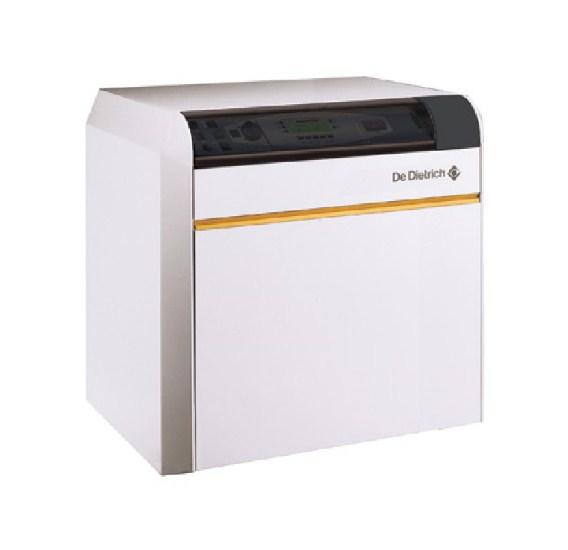Чугунный низкотемпературный напольный котел DTG 230