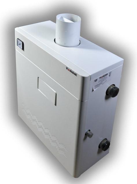 Двухконтурный котел КС-ГВ 20 ДS