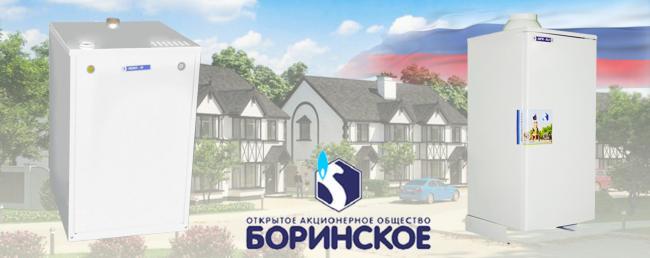 Официальный логотип Боринское