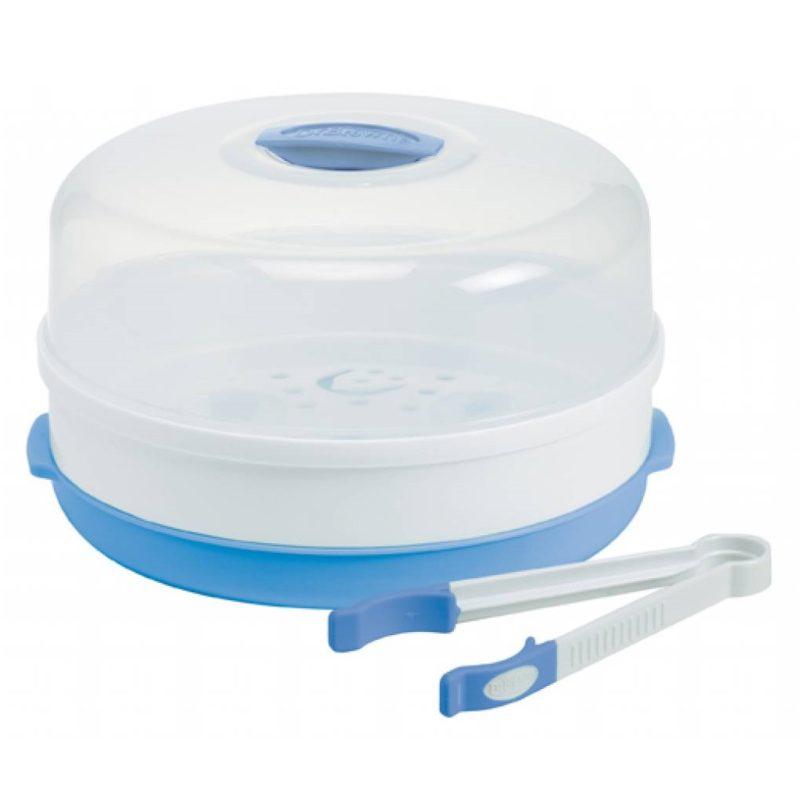 Стерилизатор для СВЧ со щипцами