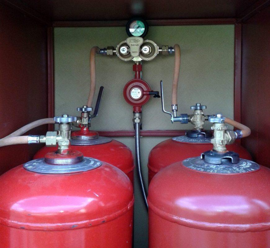 Газовый хаб