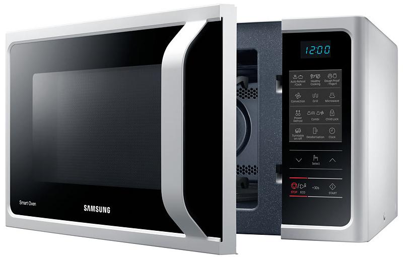 СВЧ Samsung MC28H5013AW Smart Oven