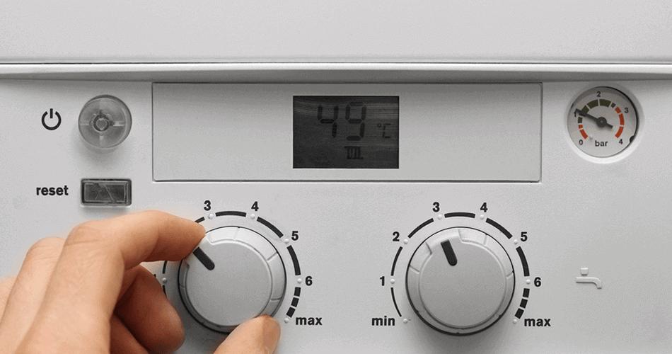 Настройка значения температуры