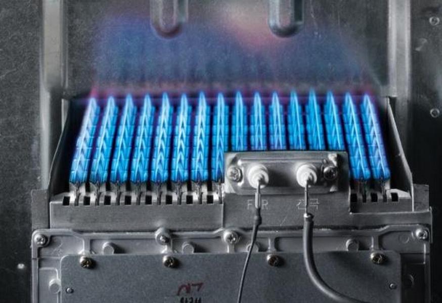 Регуляция модуляции горения