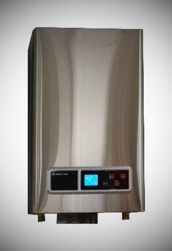 Ультрасовременная газовая колонка Ariston Gi7S 11L FFI