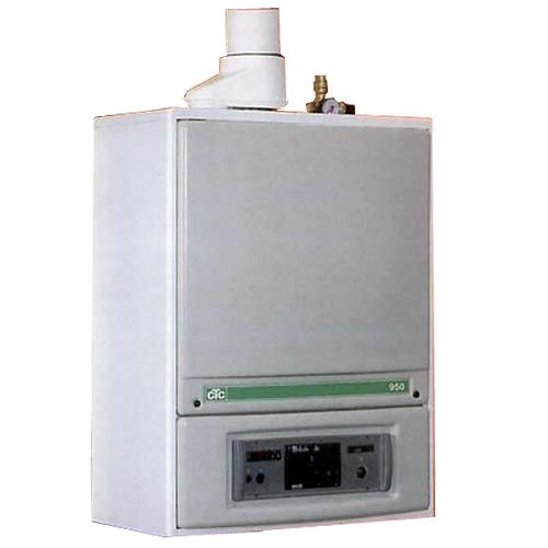 Комбинированный отопительный прибор CTC 950 газовый
