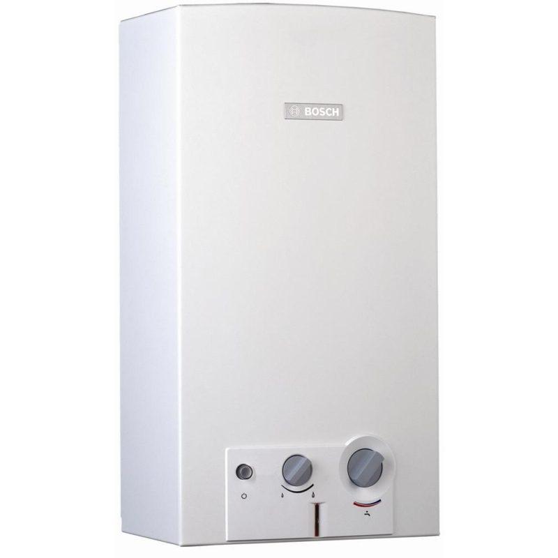 Газовая колонка BOSCH Therm 4000 O WR 10-2 B (серия «В») с электророзжигом