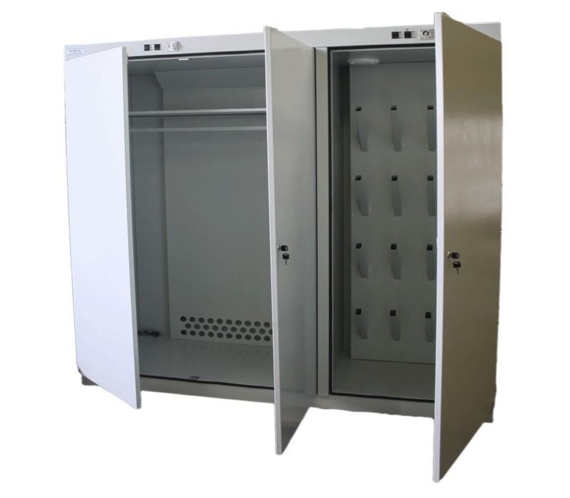 Электросушильный шкаф открытый