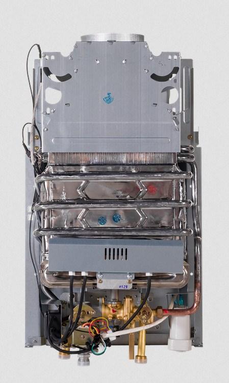Строение модели SF0320 10L изнутри