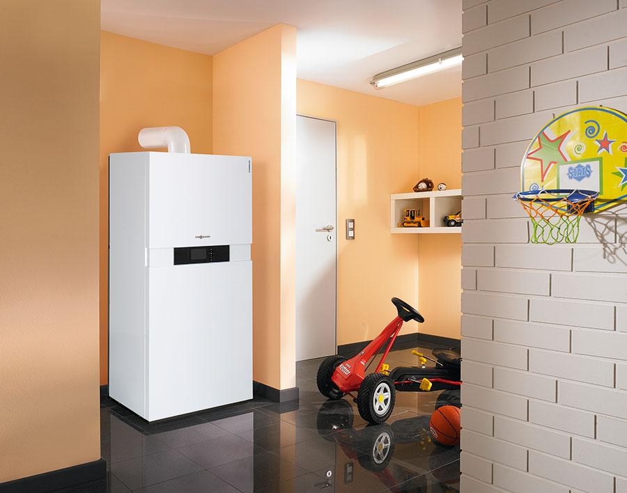 Домашняя система отопления