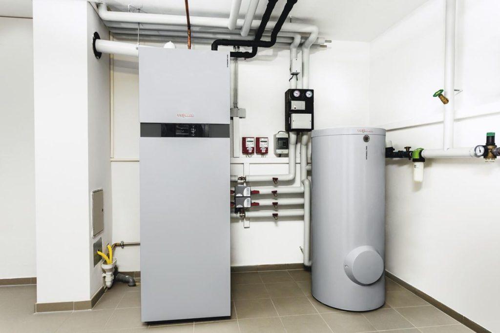 Система отопления с разводкой