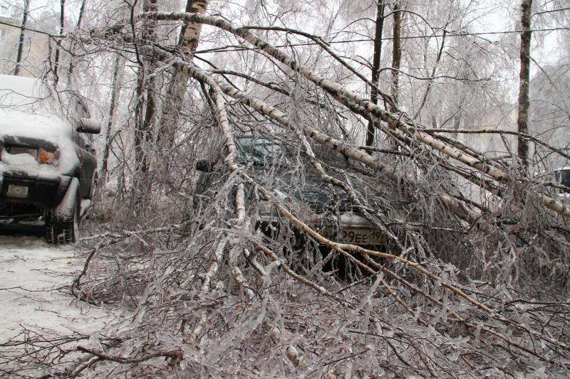 Стихийное бедствие может быть причиной отсутствия электроэнергии