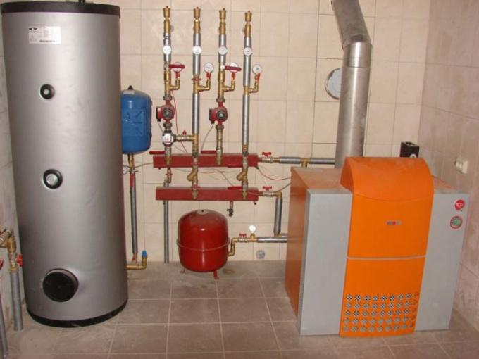 Домашняя система отопления с разводкой