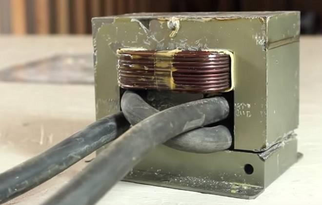 Сварочный аппарат из трансформатора свч сварочный аппарат зап части