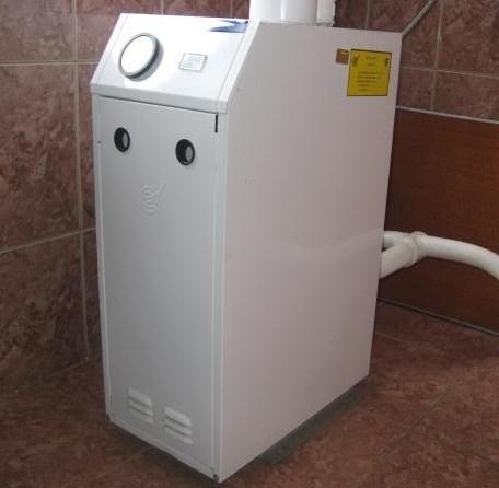 Газовый котел «Сигнал S-TERM»