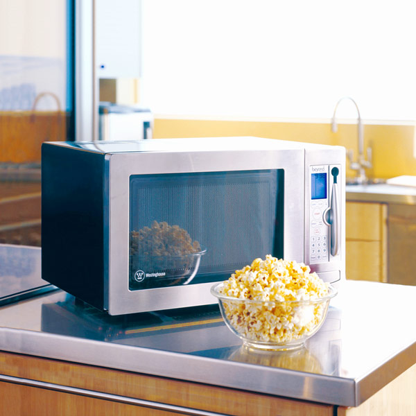 СВЧ на кухне