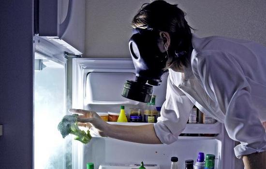 Соблюдайте меры безопасности при работе с химикатами