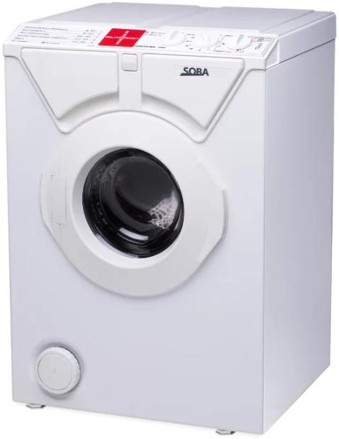 Обзор низких стиральных машин