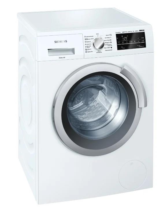 Экономичная и тихая стиральная машина Siemens WS 12T440