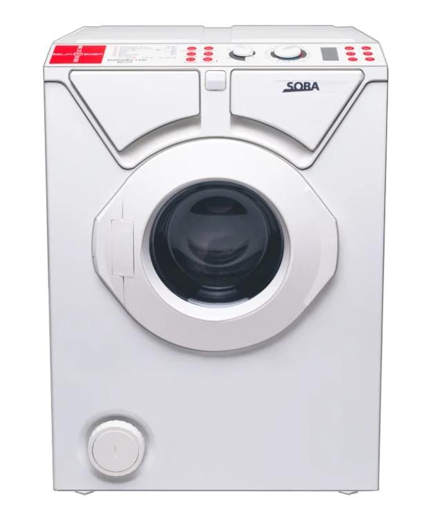 Небольшая СМА Eurosoba 1100 Sprint Plus с электронным управлением