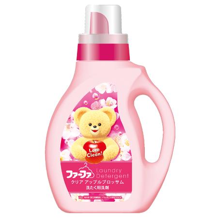 Японский гель для детских вещей NS FaFa