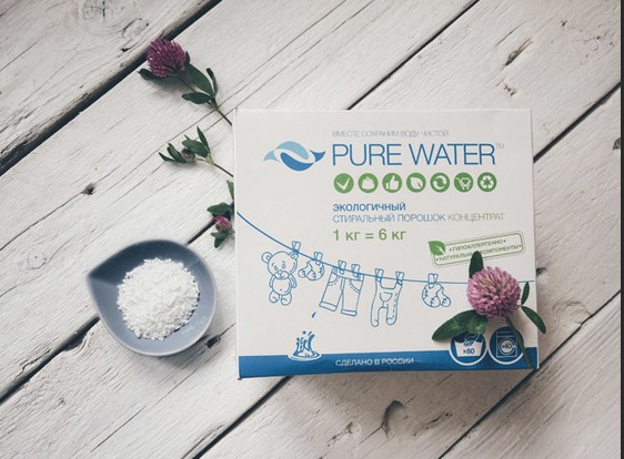 Универсальный порошок-концентрат Pure Water