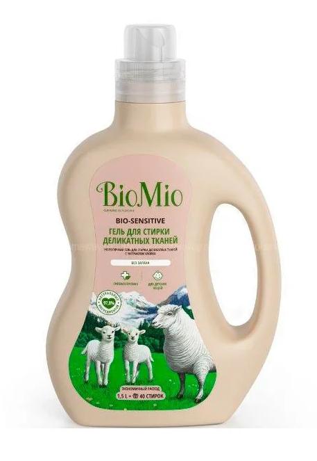 Гель для стирки BioMio Bio-Sensitive