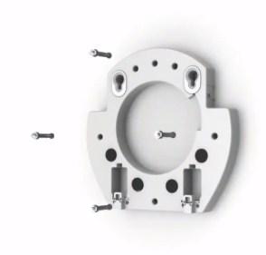 Кронштейн крепления MiniJ Mini Smart White