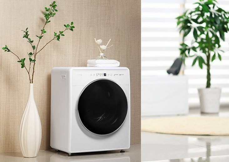 Компактная Xiaomi MiniJ Max Smart Washing Machine