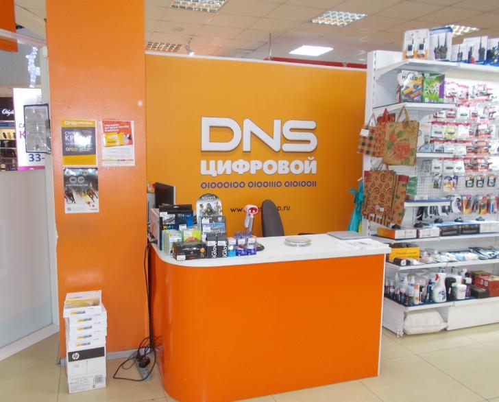 Представительство сети DNS