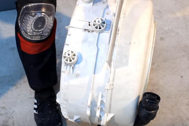 Бак стиральной машины Индезит
