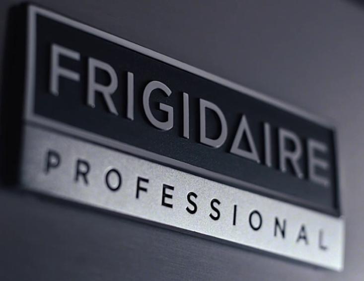 Логотип бренда Frigidaire