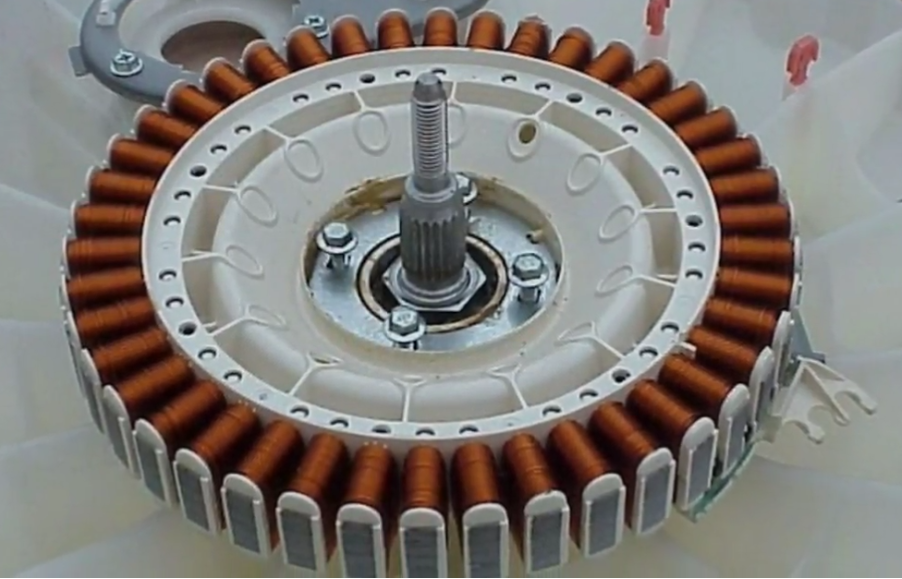 Внешний вид инверторного мотора