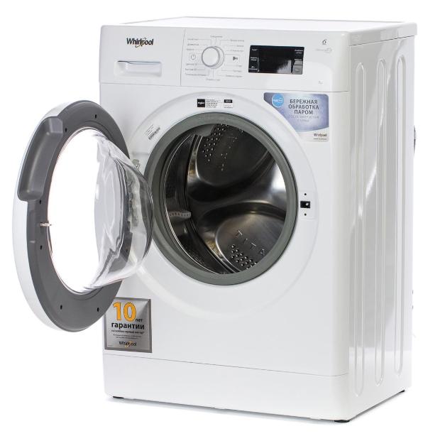 СМА модели Whirlpool FWSG 71053 WV