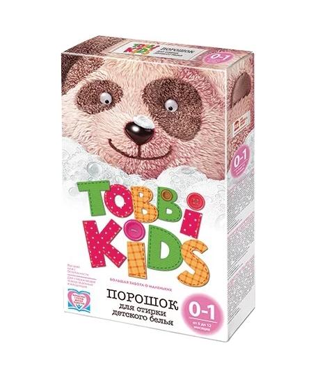 Стиральный порошок для одежды самых маленьких Tobbi Kids 0–1