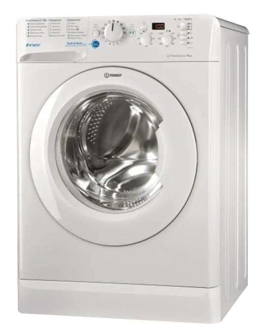 Популярная стиральная машина модели Indesit BWSD 51051