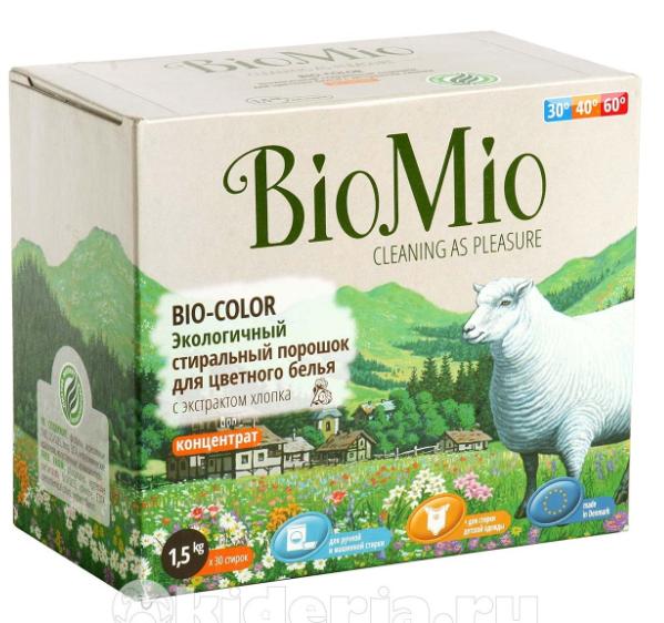 Порошок-концентрат BioMio BIO-COLOR